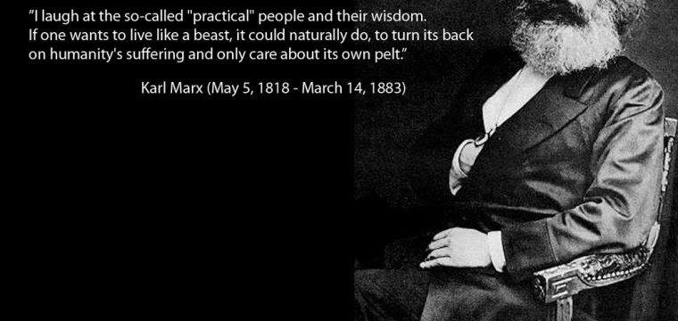 "HARD CRACKERS- ""How Karl Marx Can Save American Capitalism"