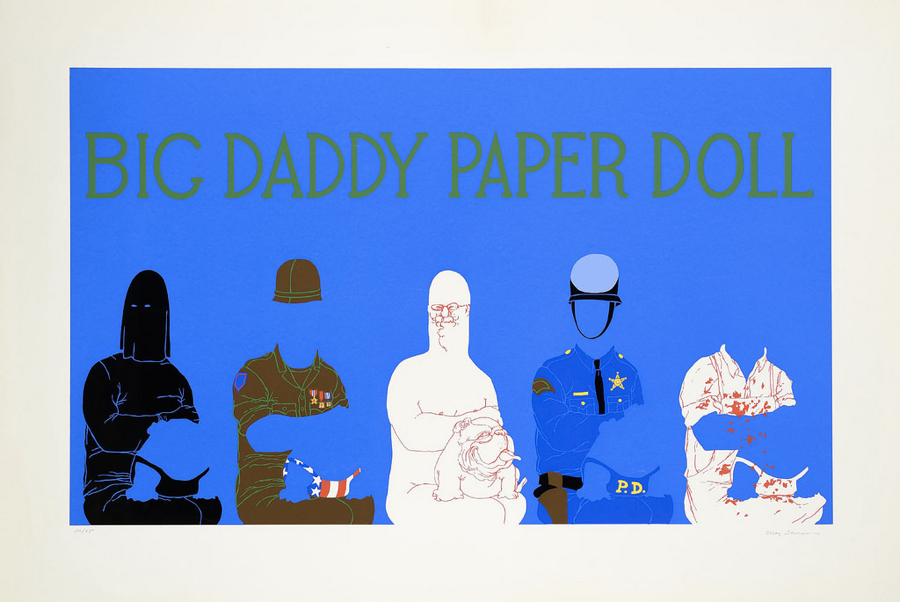 Big Daddy Paper Doll, 1970